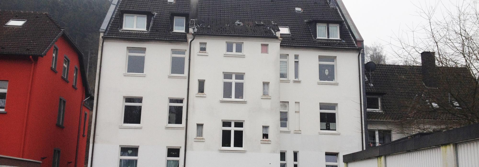 Gepflegte, gut aufgeteilte 3 Zimmer Wohnung in Rummenohl
